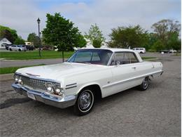 Picture of Classic 1963 Impala located in Saratoga Springs New York - R1AQ