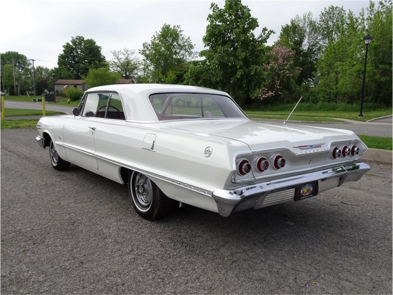 Large Picture of '63 Chevrolet Impala - R1AQ