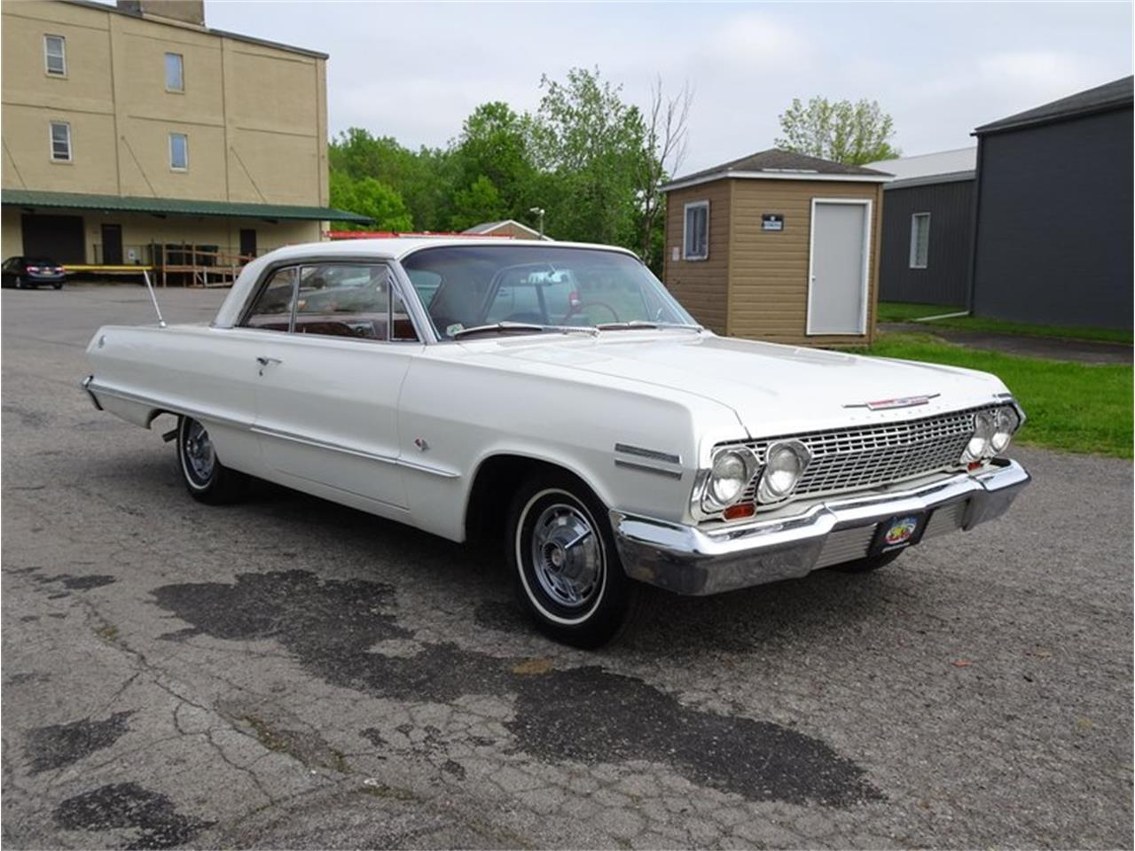 Large Picture of Classic '63 Impala located in New York Auction Vehicle - R1AQ