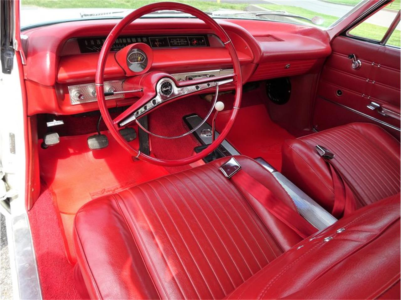 Large Picture of Classic '63 Impala Auction Vehicle Offered by Saratoga Auto Auction - R1AQ