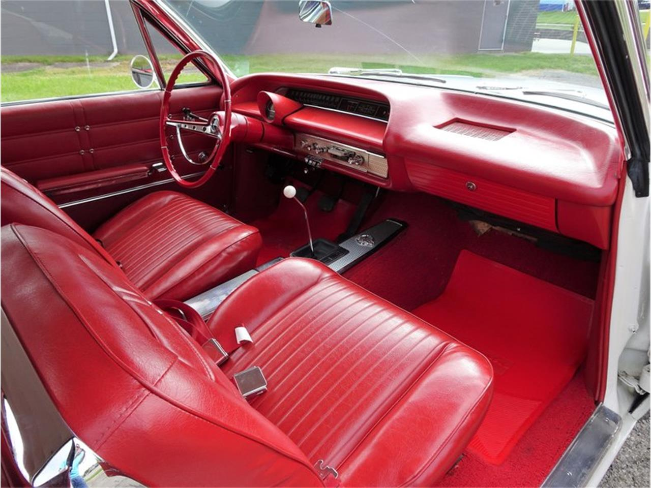 Large Picture of '63 Impala Offered by Saratoga Auto Auction - R1AQ