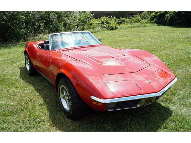 Picture of '71 Corvette - R1AT