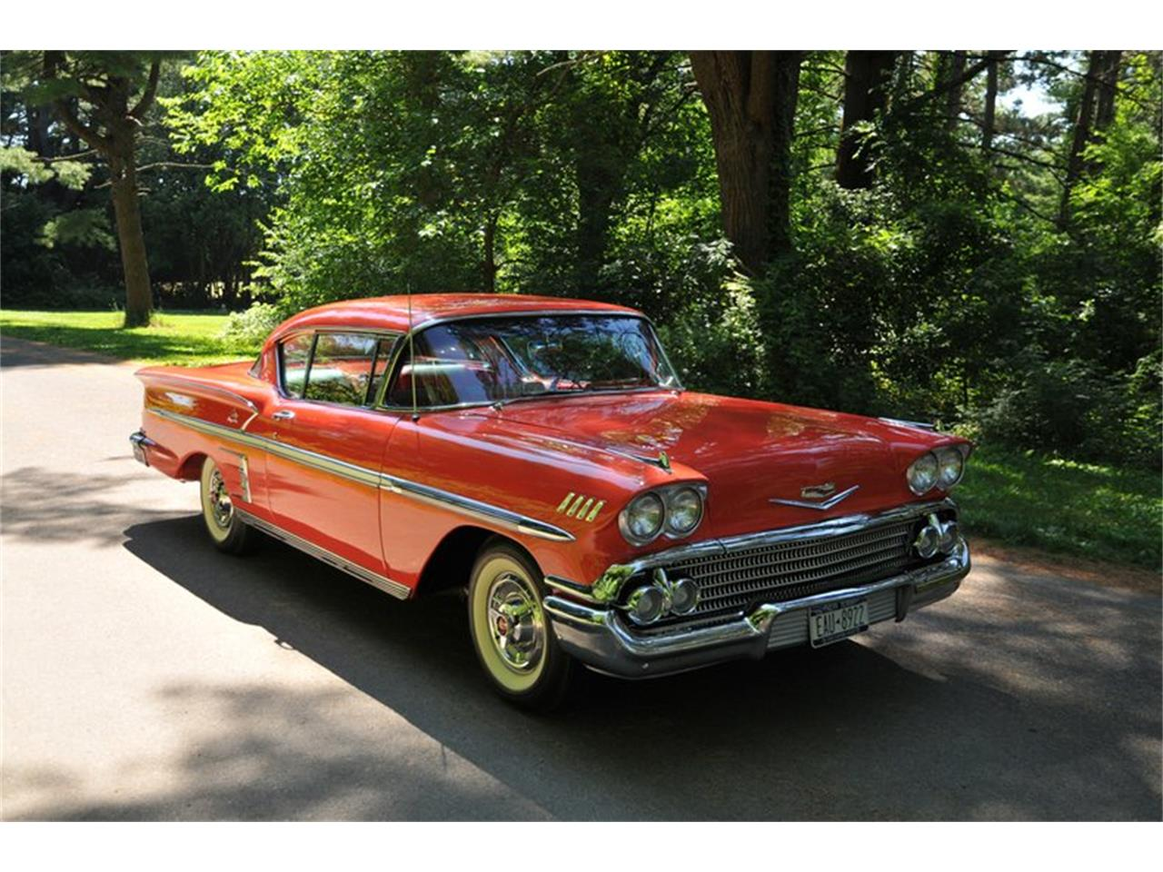 Large Picture of '58 Impala - R1B1