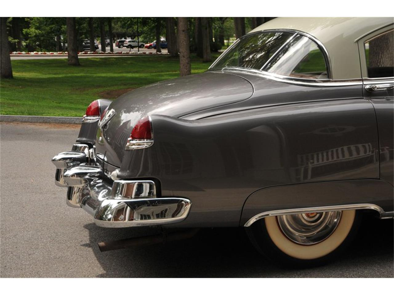 Large Picture of Classic '50 Cadillac Series 61 located in New York - R1B2