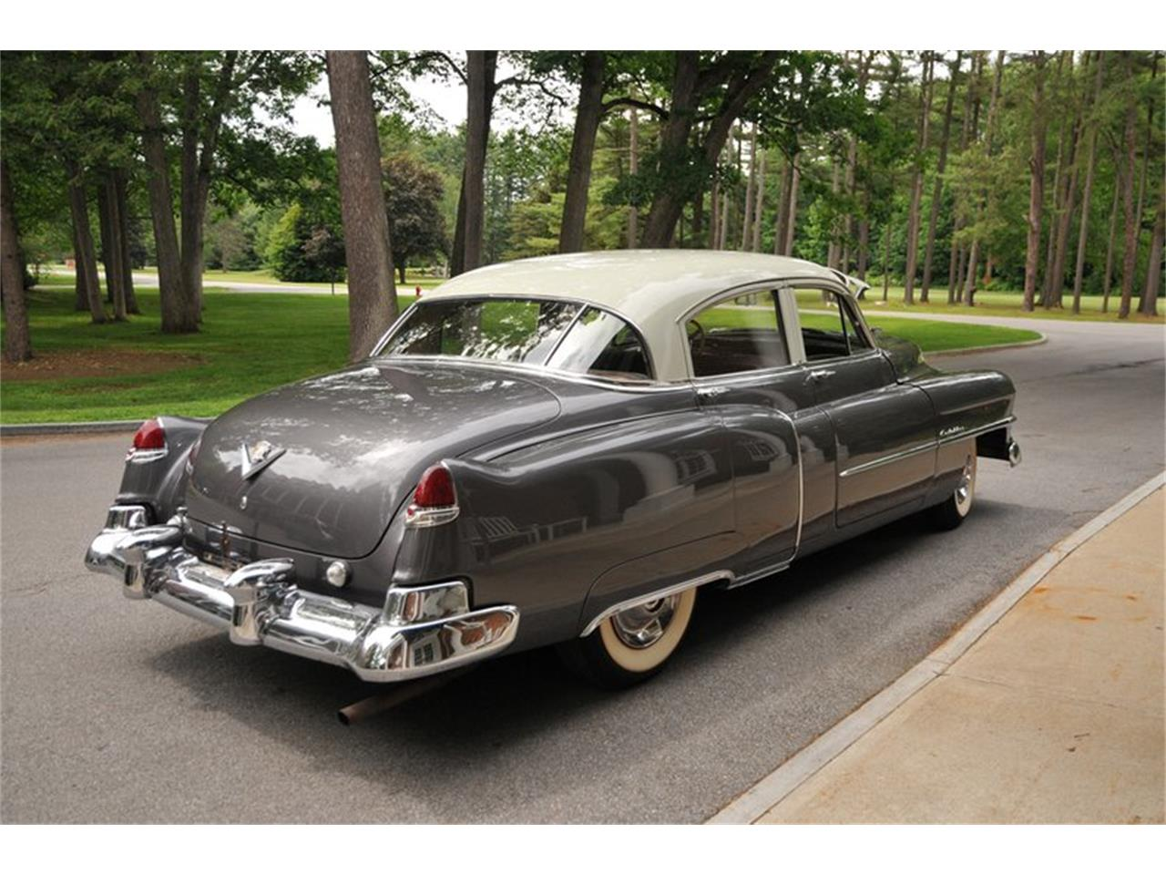 Large Picture of 1950 Cadillac Series 61 Auction Vehicle Offered by Saratoga Auto Auction - R1B2