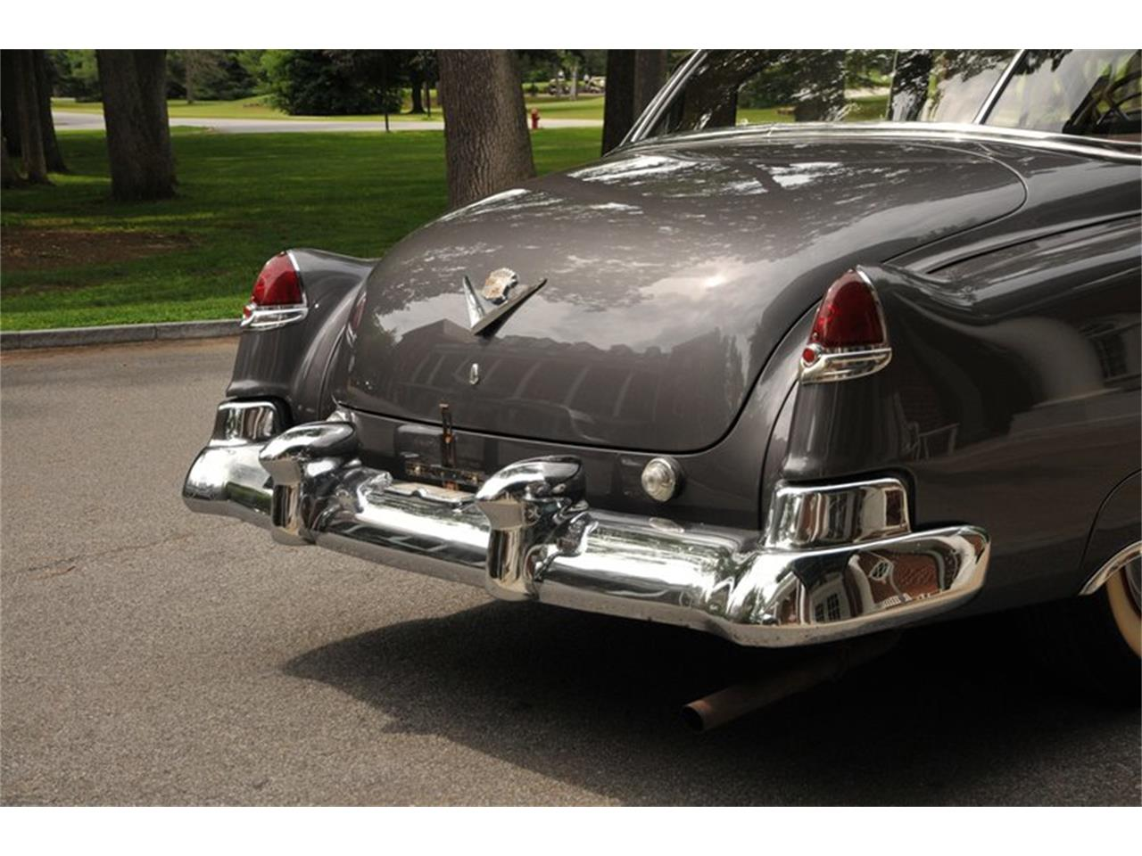 Large Picture of 1950 Cadillac Series 61 located in Saratoga Springs New York Auction Vehicle - R1B2