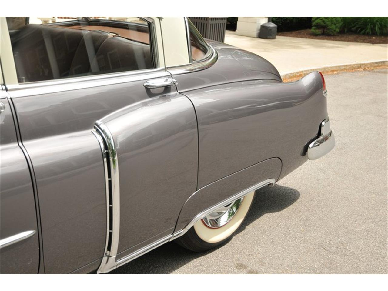 Large Picture of Classic 1950 Cadillac Series 61 located in New York Offered by Saratoga Auto Auction - R1B2