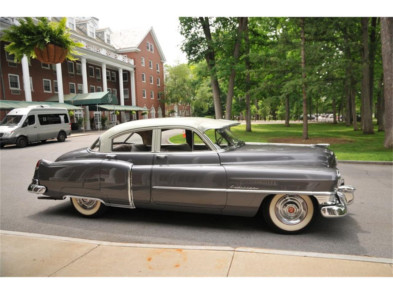 Large Picture of Classic 1950 Series 61 located in Saratoga Springs New York Offered by Saratoga Auto Auction - R1B2