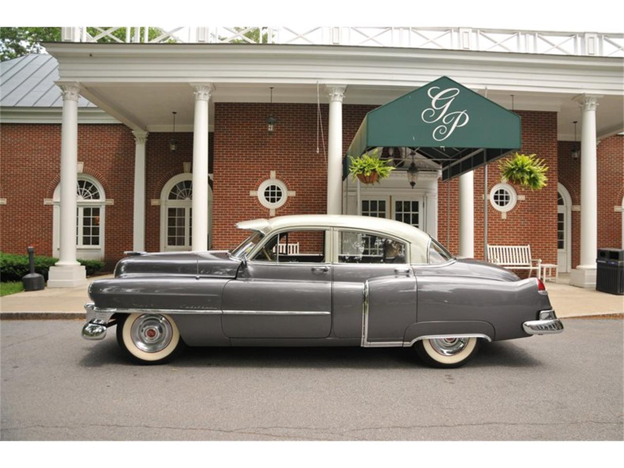 Large Picture of '50 Cadillac Series 61 located in Saratoga Springs New York Auction Vehicle Offered by Saratoga Auto Auction - R1B2