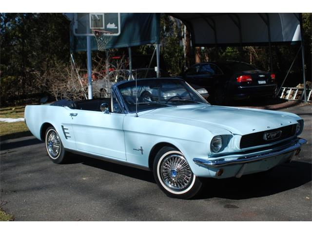Picture of '66 Mustang - R1B9