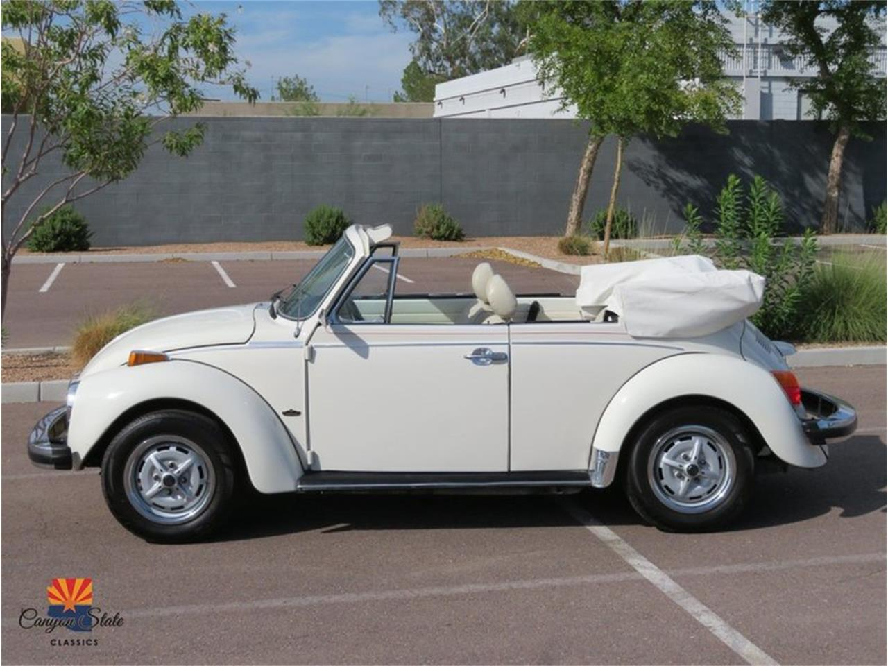 Large Picture of '76 Volkswagen Beetle located in Tempe Arizona Auction Vehicle - R1BI