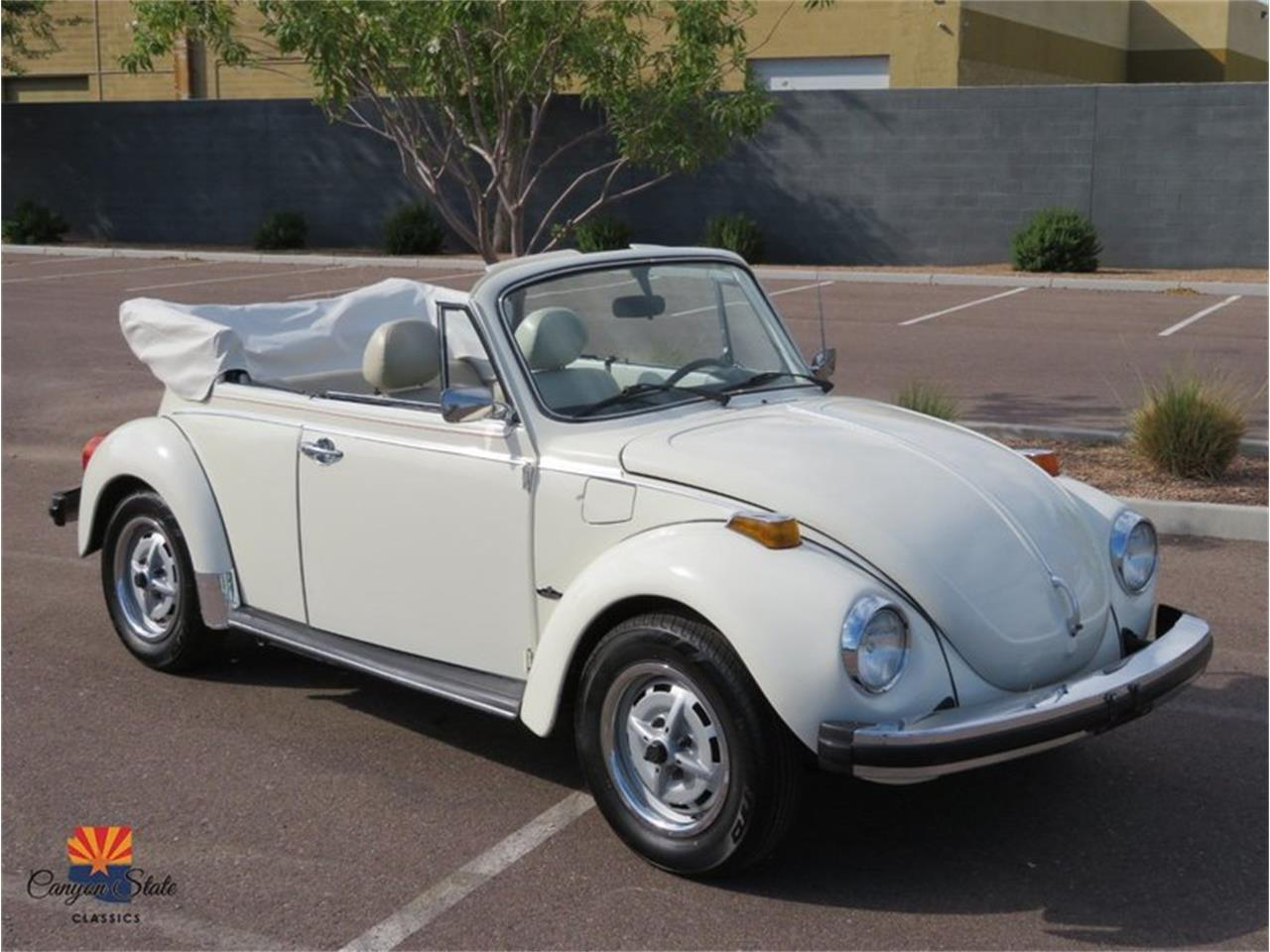 Large Picture of '76 Beetle Offered by Canyon State Classics - R1BI