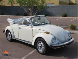 Picture of '76 Volkswagen Beetle located in Arizona Auction Vehicle Offered by Canyon State Classics - R1BI