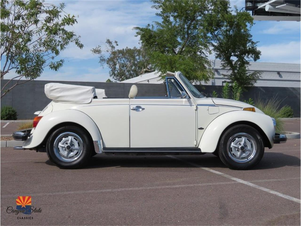 Large Picture of '76 Volkswagen Beetle Auction Vehicle Offered by Canyon State Classics - R1BI