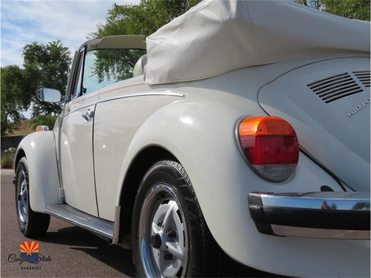 Large Picture of 1976 Volkswagen Beetle Offered by Canyon State Classics - R1BI