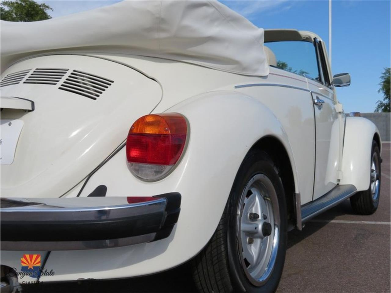 Large Picture of 1976 Beetle Auction Vehicle - R1BI
