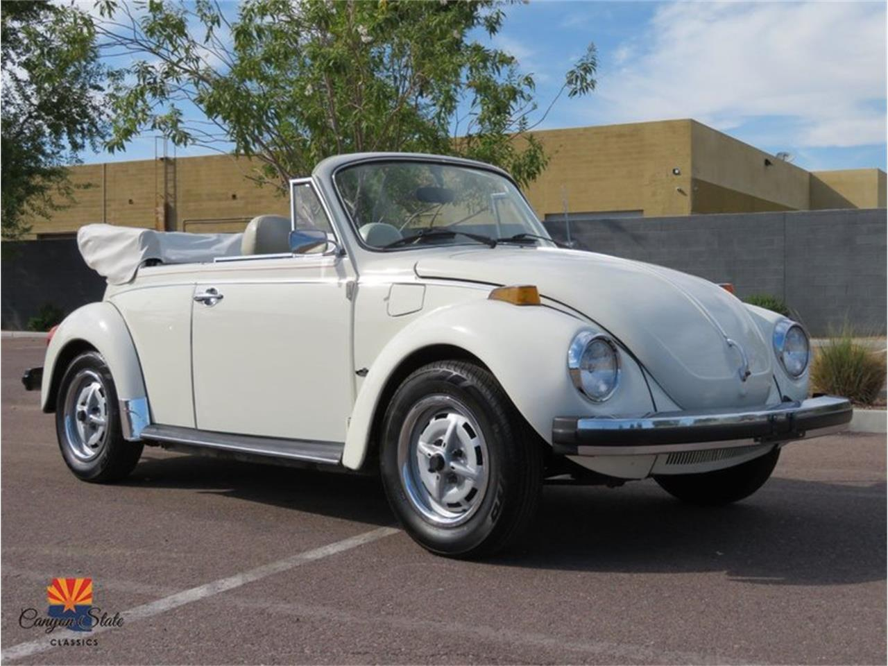 Large Picture of 1976 Volkswagen Beetle located in Arizona Auction Vehicle - R1BI