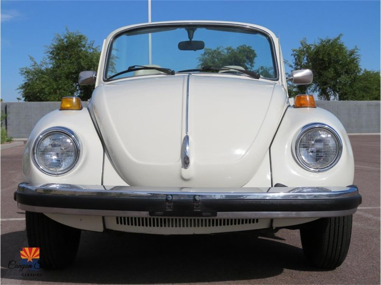 Large Picture of 1976 Volkswagen Beetle Auction Vehicle Offered by Canyon State Classics - R1BI