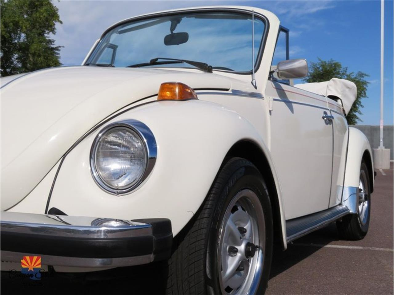 Large Picture of 1976 Beetle located in Tempe Arizona Auction Vehicle Offered by Canyon State Classics - R1BI