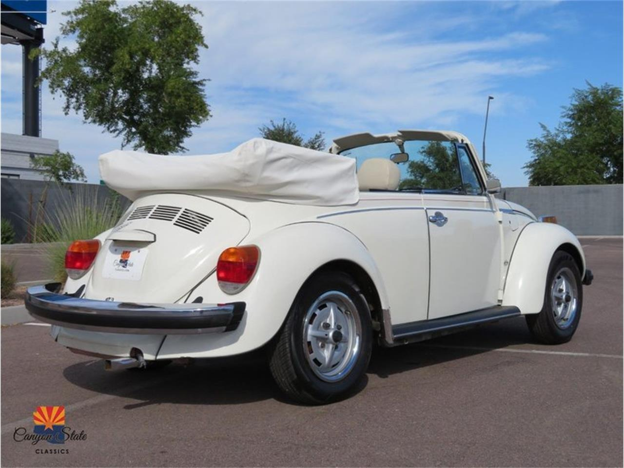 Large Picture of '76 Beetle Auction Vehicle Offered by Canyon State Classics - R1BI