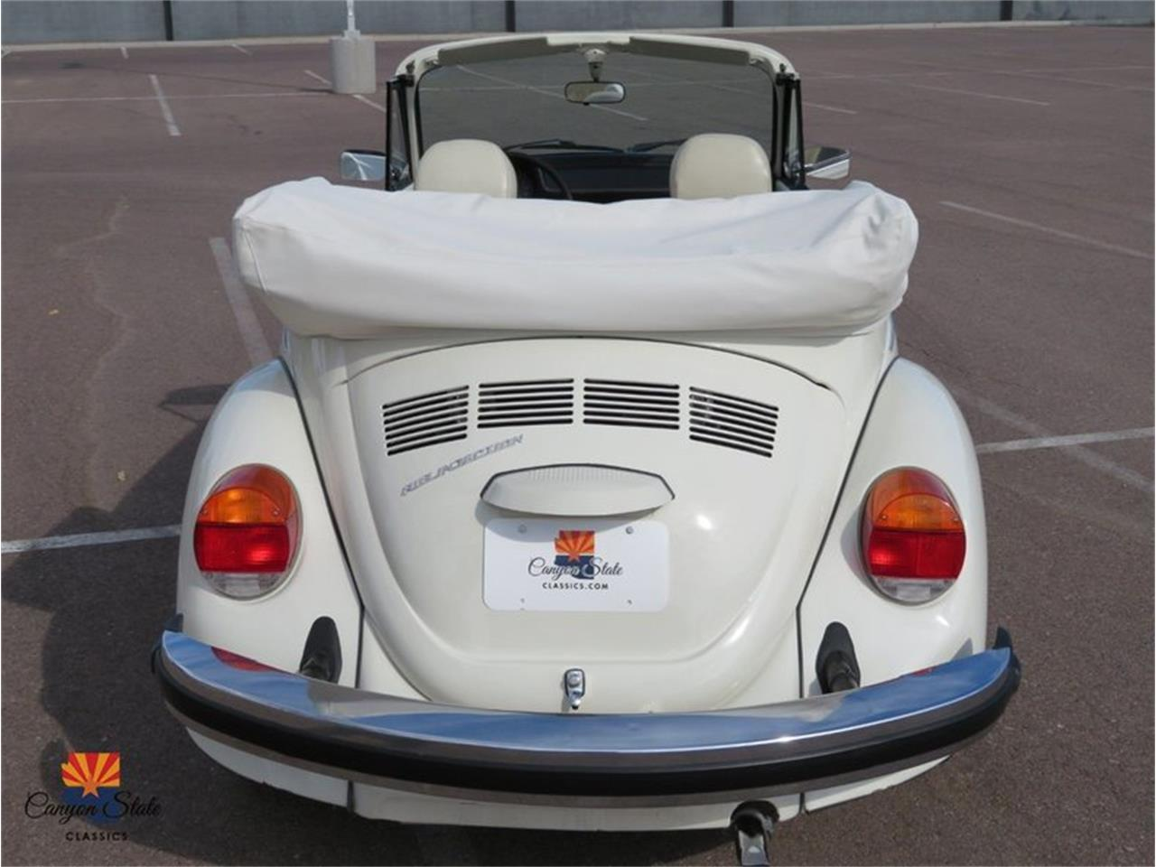 Large Picture of 1976 Beetle Offered by Canyon State Classics - R1BI