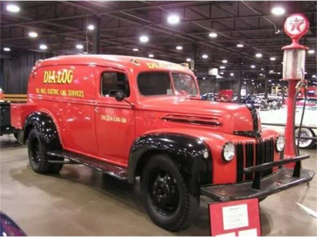 Picture of '42 Panel Truck - R1BJ