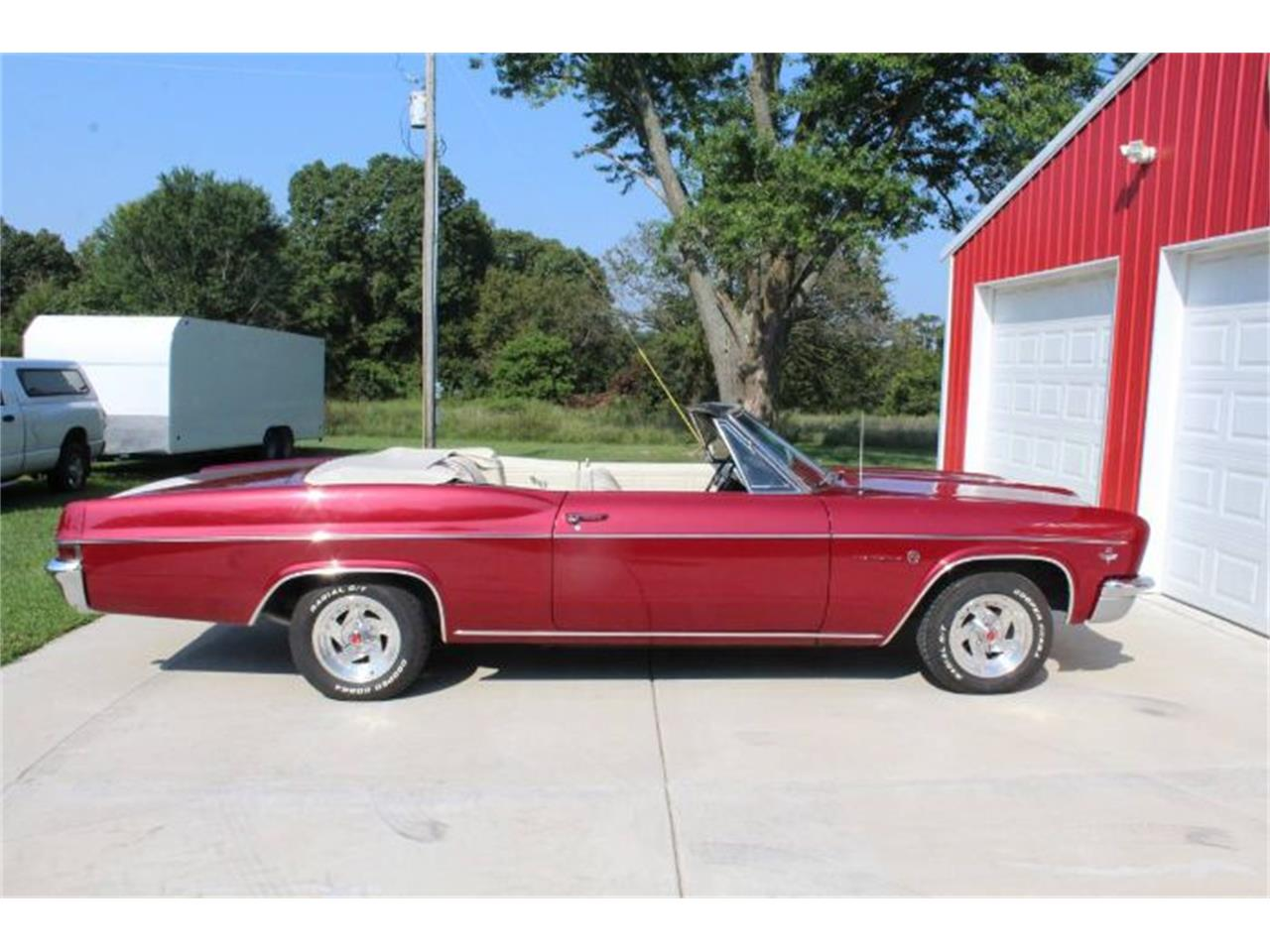Large Picture of '66 Impala - R1BS