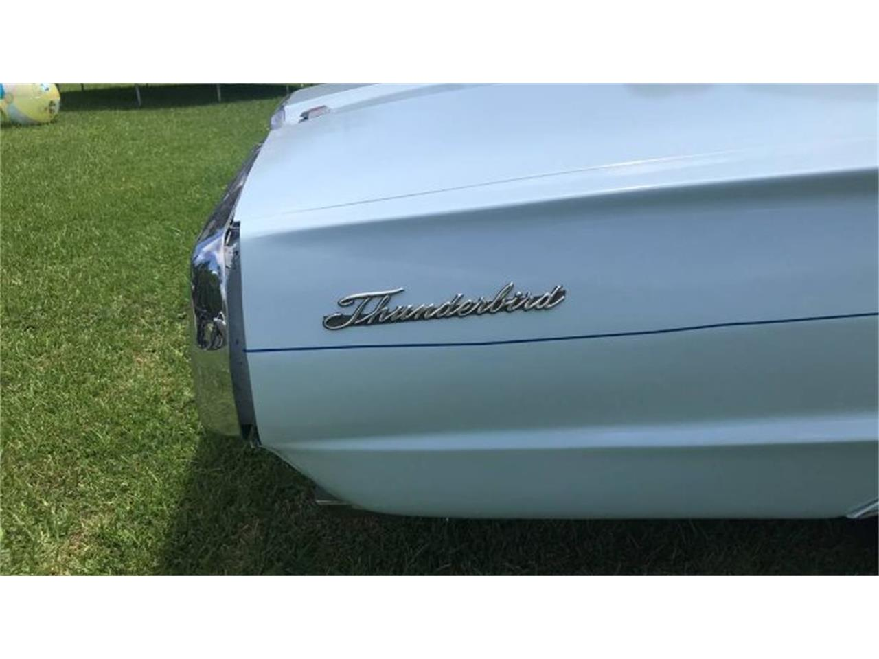 Large Picture of '66 Thunderbird - R1C3