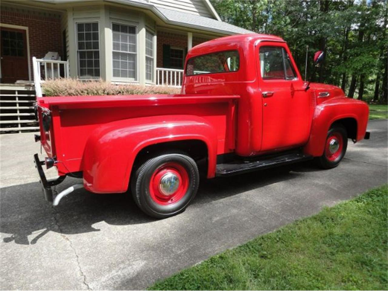 Large Picture of Classic '53 F100 located in Michigan - $44,995.00 Offered by Classic Car Deals - R1C6