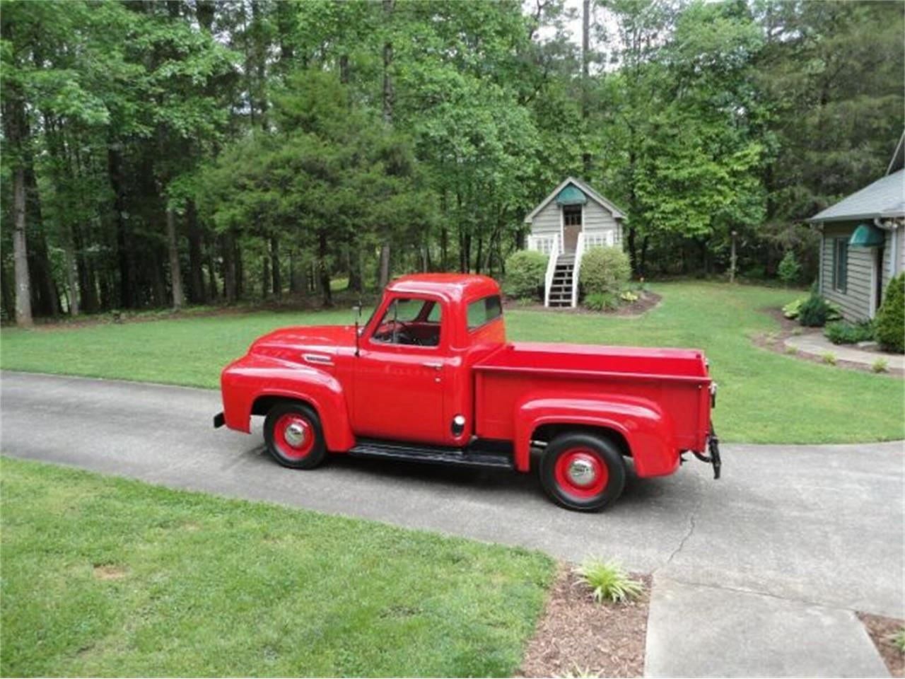Large Picture of Classic '53 F100 located in Cadillac Michigan - $44,995.00 Offered by Classic Car Deals - R1C6