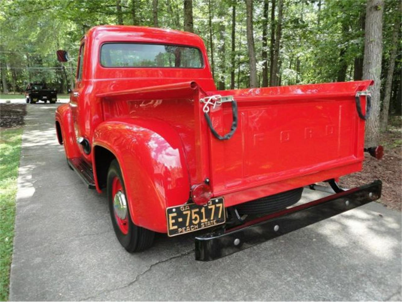 Large Picture of '53 F100 - $44,995.00 Offered by Classic Car Deals - R1C6