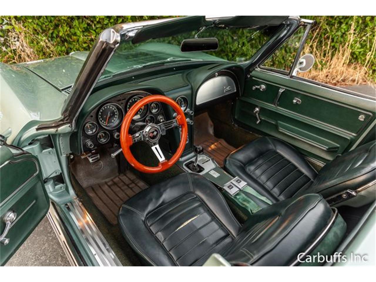 Large Picture of '66 Corvette - R1CL
