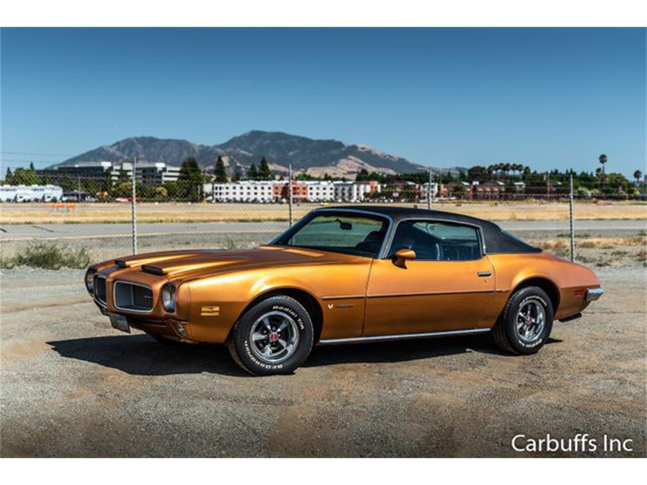 Large Picture of '72 Firebird located in California Offered by Carbuffs - R1CM