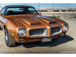 Picture of '72 Pontiac Firebird located in California - $18,950.00 Offered by Carbuffs - R1CM