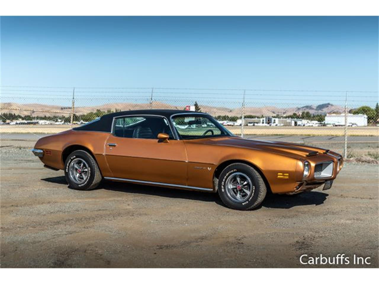 Large Picture of Classic 1972 Firebird - $18,950.00 Offered by Carbuffs - R1CM