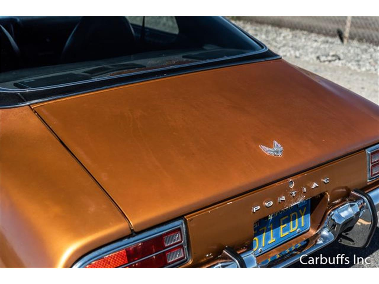 Large Picture of Classic 1972 Pontiac Firebird located in California - R1CM