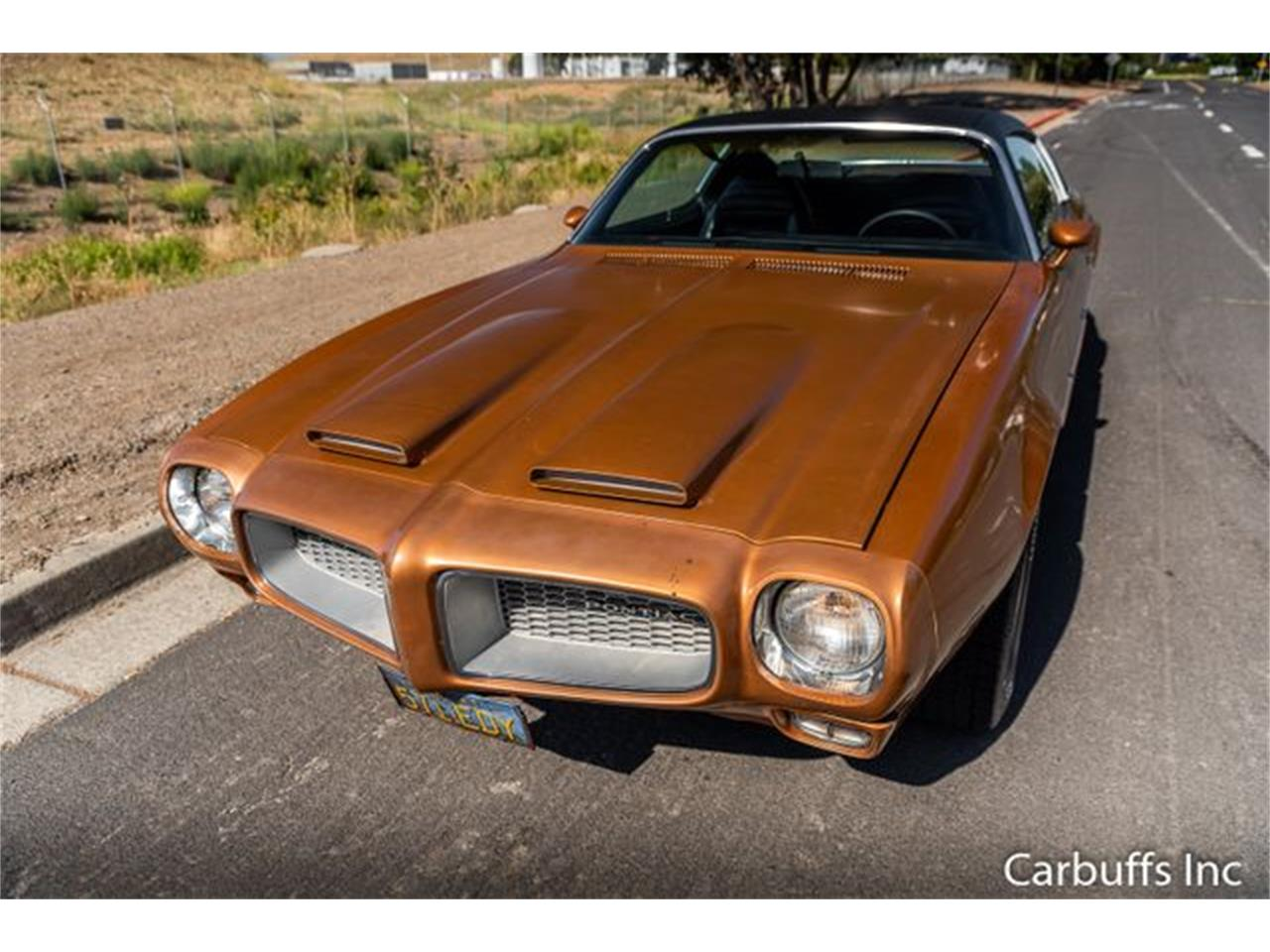 Large Picture of 1972 Firebird located in Concord California - $18,950.00 Offered by Carbuffs - R1CM