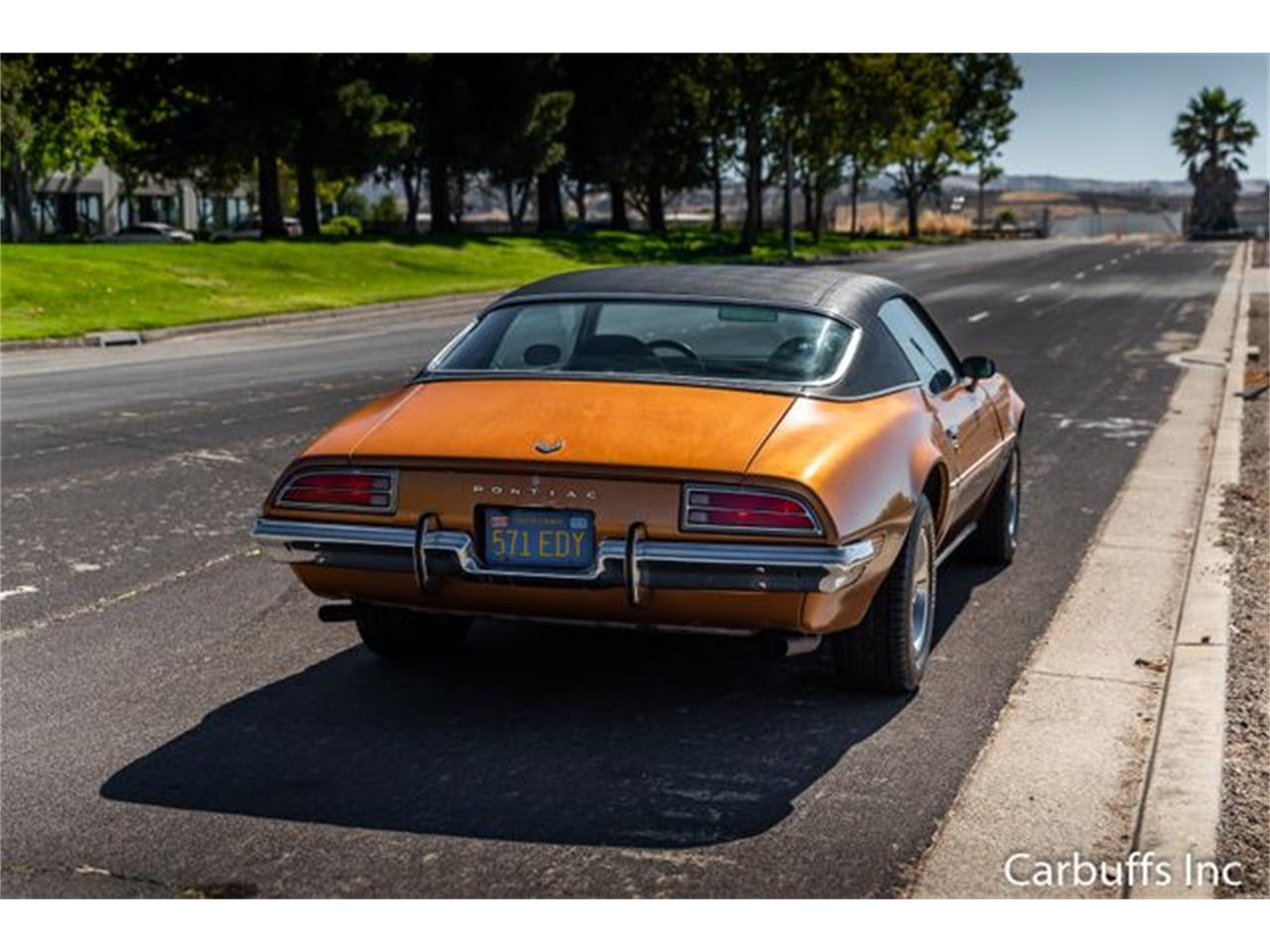 Large Picture of Classic 1972 Firebird located in California - R1CM
