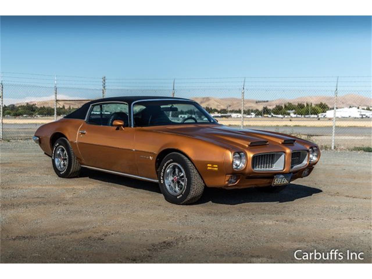 Large Picture of Classic '72 Firebird - $18,950.00 Offered by Carbuffs - R1CM
