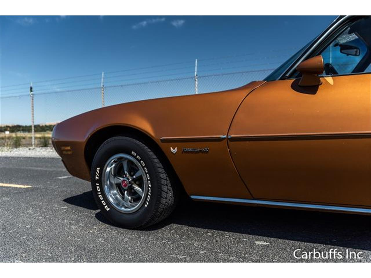 Large Picture of 1972 Firebird located in Concord California - R1CM