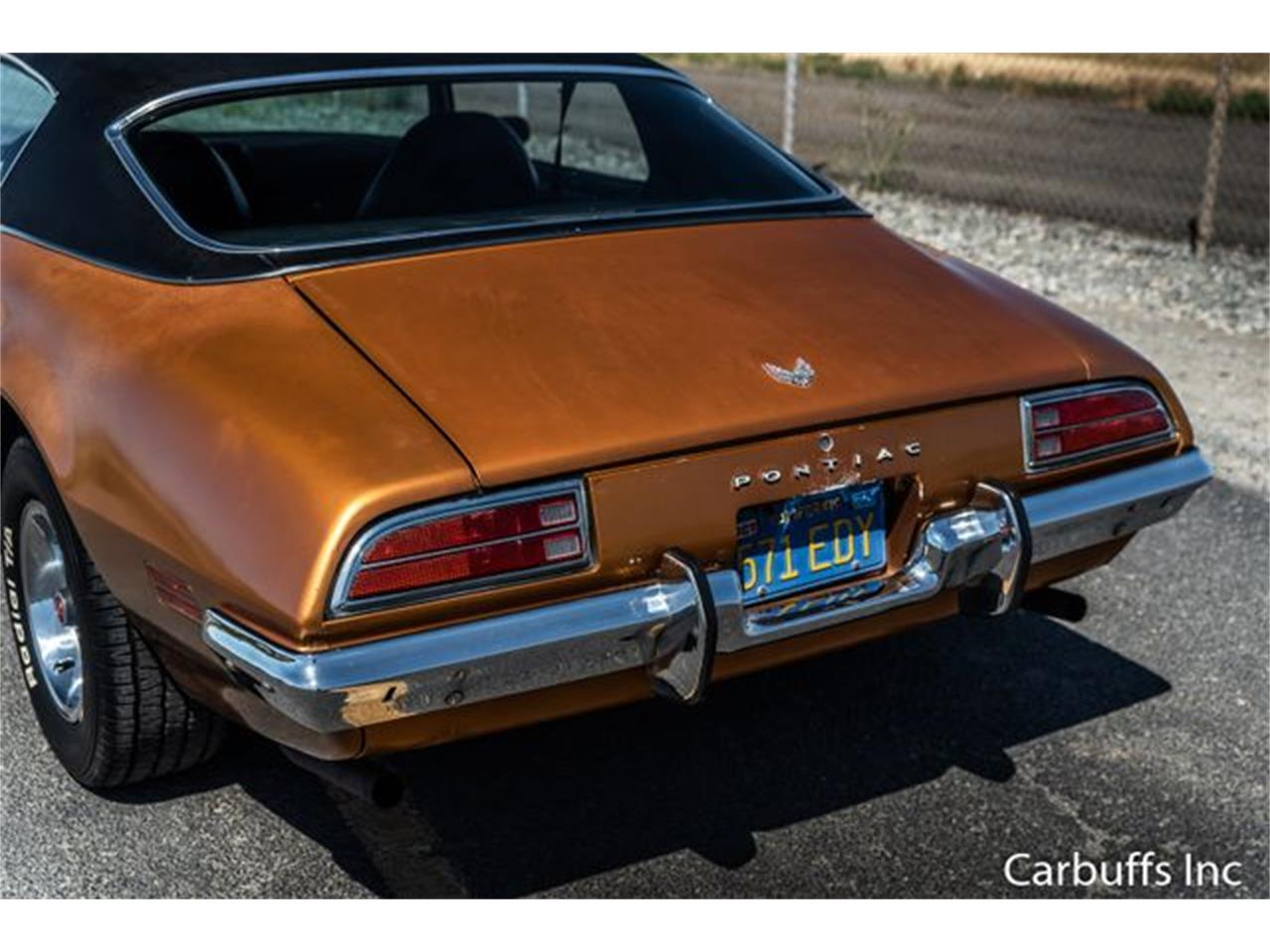 Large Picture of Classic '72 Firebird located in Concord California - $18,950.00 Offered by Carbuffs - R1CM