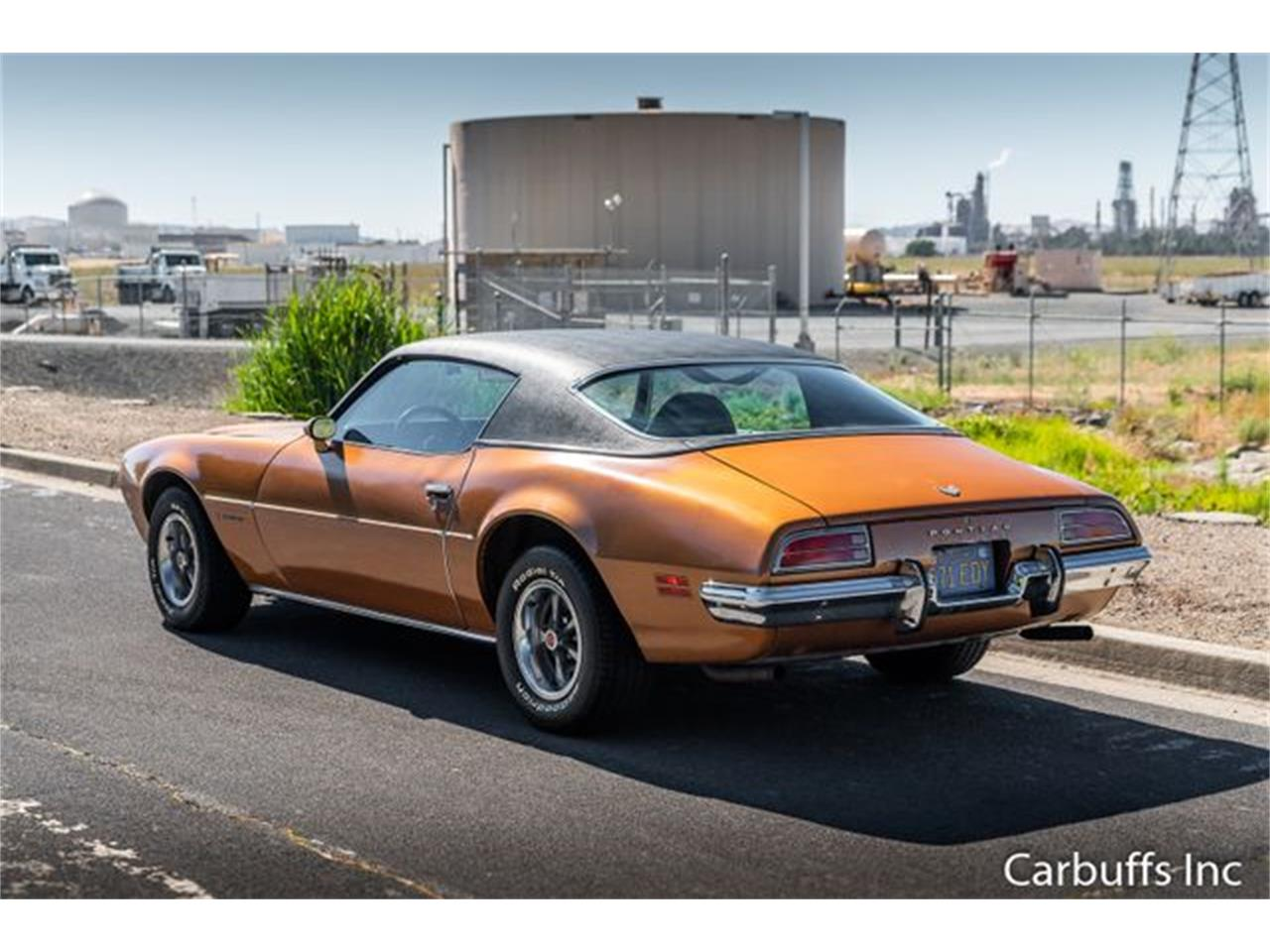 Large Picture of '72 Firebird Offered by Carbuffs - R1CM