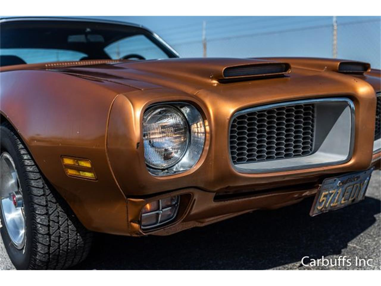 Large Picture of 1972 Pontiac Firebird located in California - $18,950.00 Offered by Carbuffs - R1CM