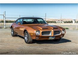 Picture of Classic 1972 Firebird located in Concord California Offered by Carbuffs - R1CM