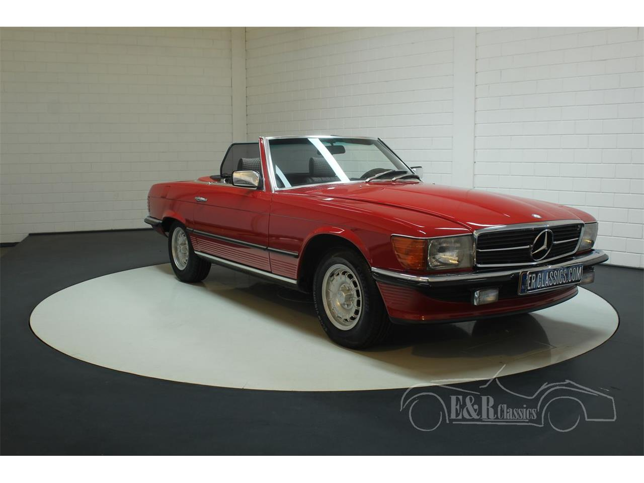 Large Picture of 1985 380SL Offered by E & R Classics - R1DJ
