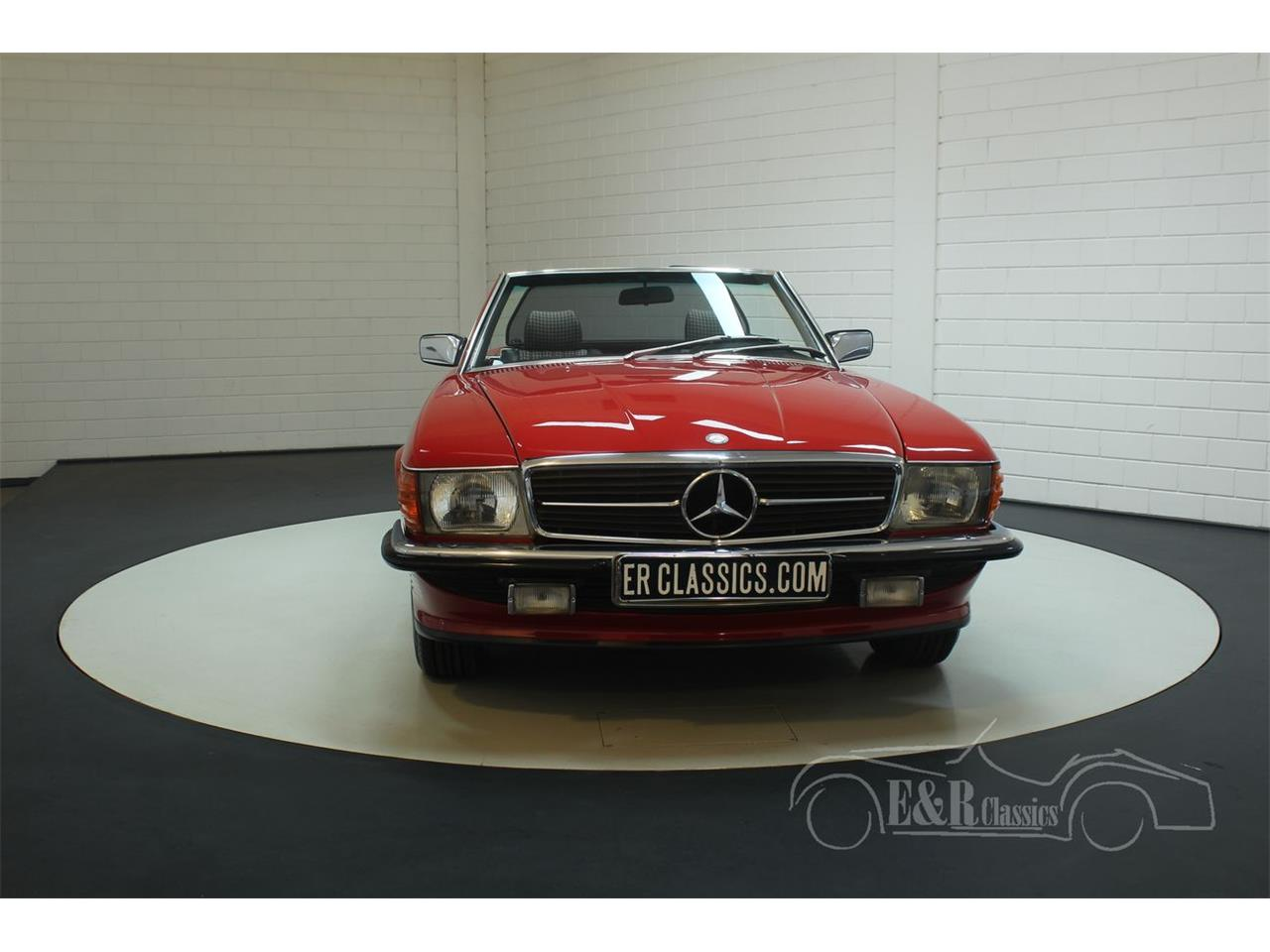 Large Picture of 1985 Mercedes-Benz 380SL located in Waalwijk Noord-Brabant Offered by E & R Classics - R1DJ