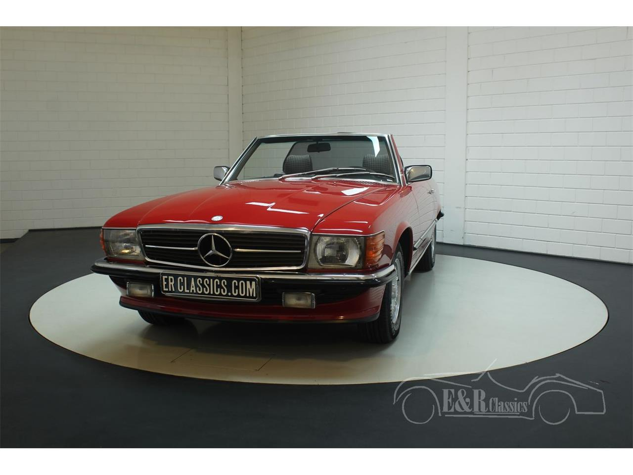 Large Picture of 1985 Mercedes-Benz 380SL - $38,550.00 Offered by E & R Classics - R1DJ