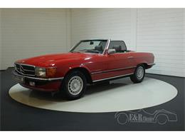 Picture of '85 Mercedes-Benz 380SL Offered by E & R Classics - R1DJ