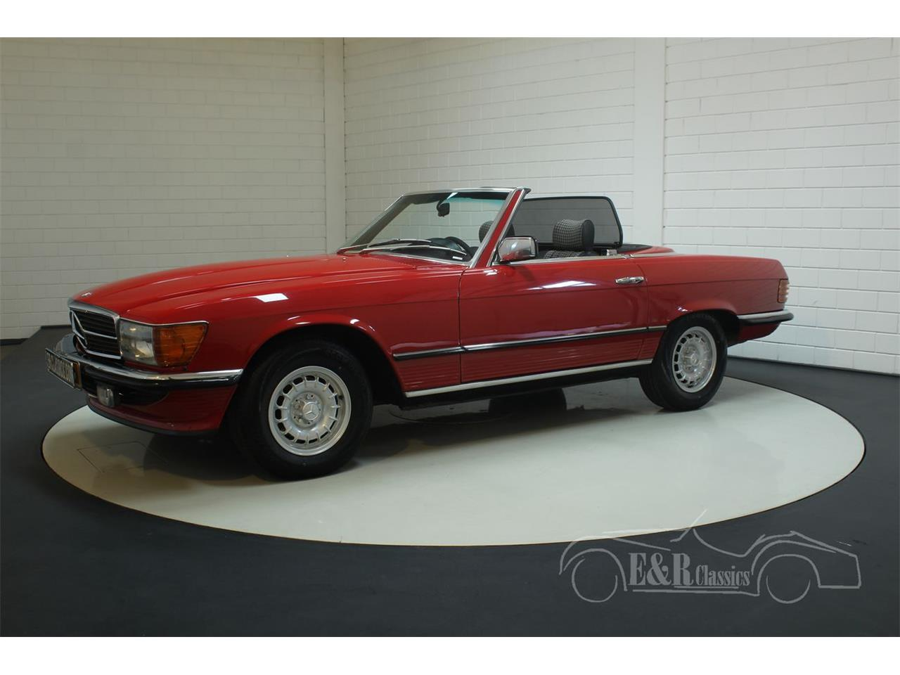 Large Picture of 1985 380SL - $38,550.00 - R1DJ
