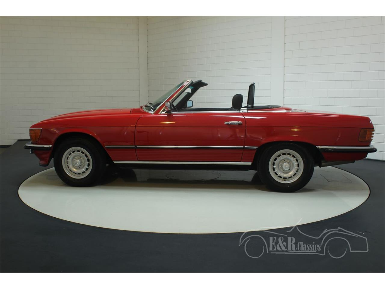 Large Picture of '85 Mercedes-Benz 380SL located in Waalwijk Noord-Brabant Offered by E & R Classics - R1DJ